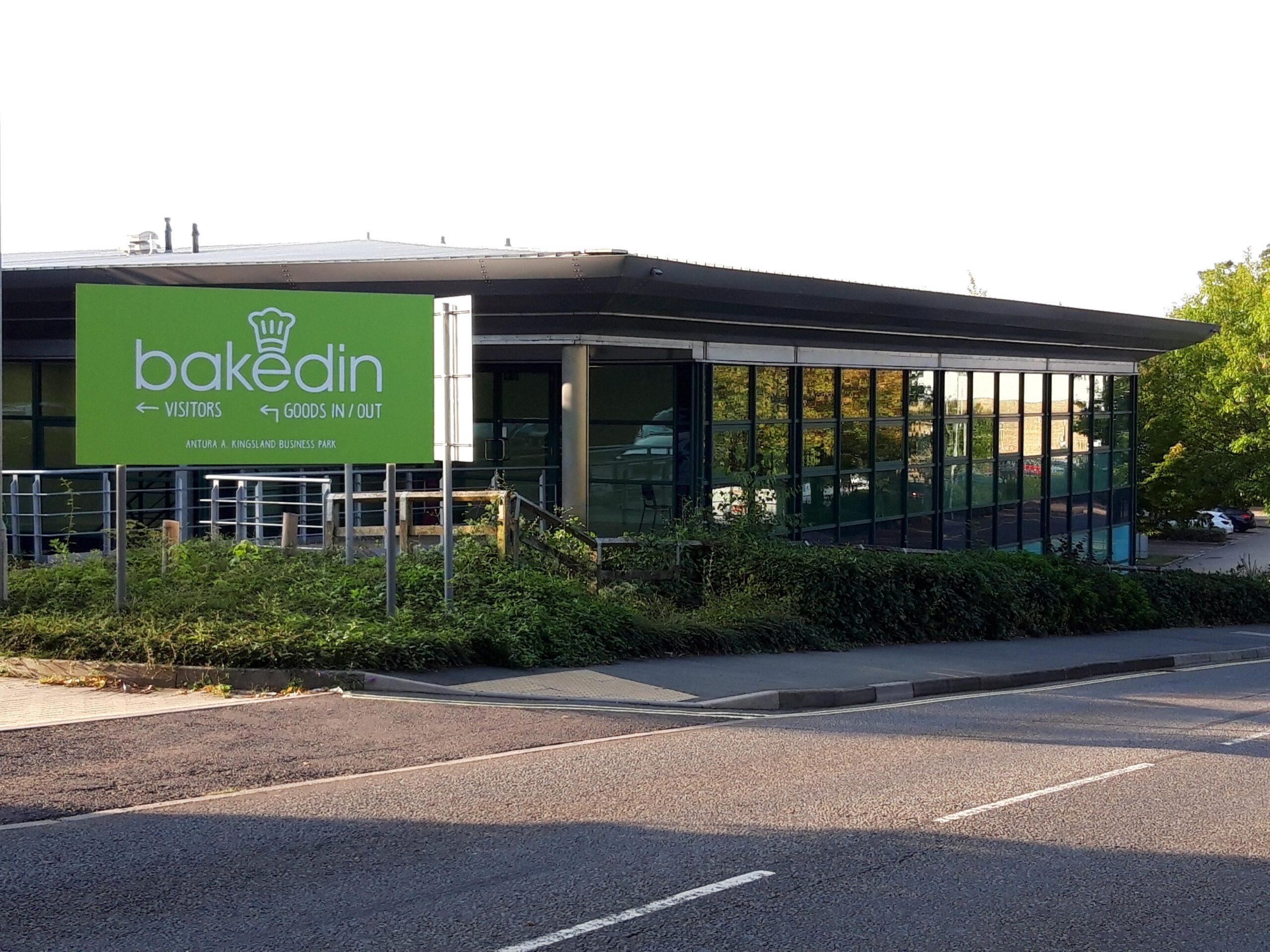 Bakedin is welcomed to Kingsland Business Park